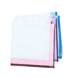 Saks Fifth Avenue Collection  - Cotton Handkerchiefs