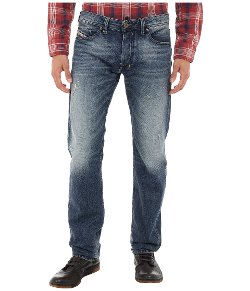 Diesel - Safado Straight Fit Denim Jeans