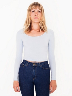 American Apparel - Reed Top
