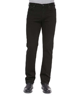Citizens of Humanity	  - Sid Midnight Straight-Leg Jeans