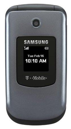 Samsung - T139 Flip Cell Phone