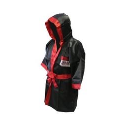 Amber Fight Gear - Full Length Satin Boxing Robe