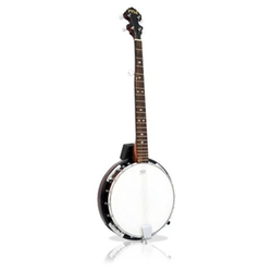 PylePro  - 5 String Banjo With Chrome Plated Hardware