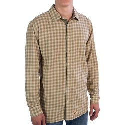 Life Is Good - Long Sleeve Plaid Shirt