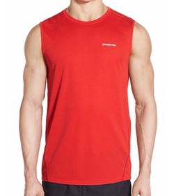 Patagonia - Fore Runner Sleeveless T-Shirt