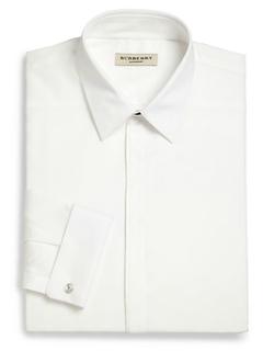 Burberry London - Slim-Fit Tuxedo Shirt