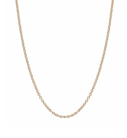Heather Moore  - Yellow Gold Chain Necklace
