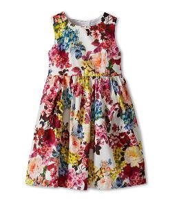 Dolce & Gabbana  - Printed Cotton Dress