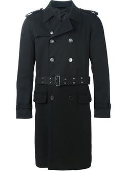 Neil Barrett - Double Breasted Overcoat