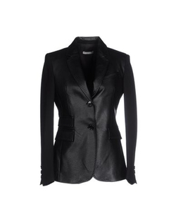 Hope Collection - Leather Blazer
