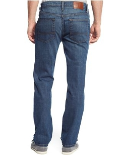 Tommy Hilfiger - Straight-Fit Dockside Jeans