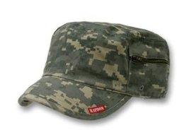 Decky - Adjustable Zipper Patrol Cap