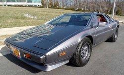 Lotus  - 1980 Esprit Car
