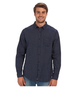 J.A.C.H.S. - Indigo Striped Shirt