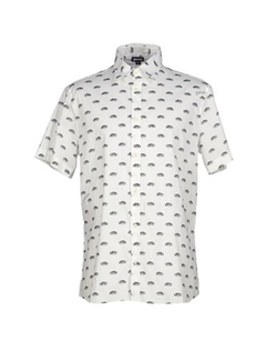 Just Cavalli - Two-Tone Pattern Shirt