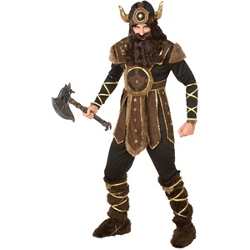 Adult Costumes - Vicious Viking Costume