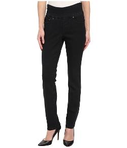 Jag Jeans Petite  - Malia Pull-On Slim Jeans