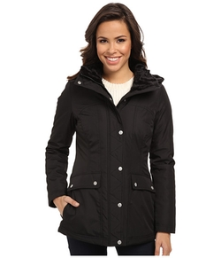 Jessica Simpson - Hooded Coat