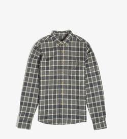Welcome Stranger - Plaid Clean Seam Shirt