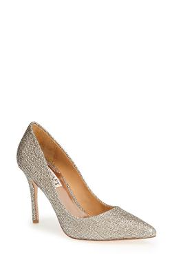 Badgley Mischka - Luster Pointy Toe Pump