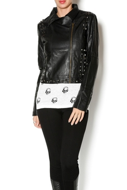 Signature 8 - Stud Jacket