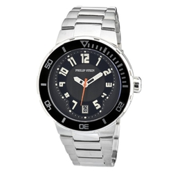 Philip Stein - Extreme Stainless-Steel Strap Watch