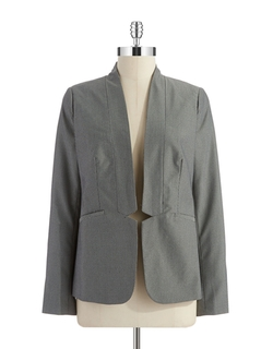 Laundry By Shelli Segal - Diamond Patterned Blazer