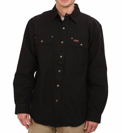 Carhartt - Weathered Canvas Shirt Jacket