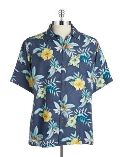 Tommy Bahama - Hawaiian Floral Sportshirt