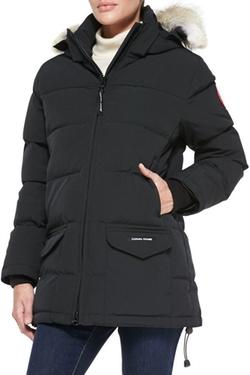 Canada Goose - Solaris Fur-Hood Parka Coat