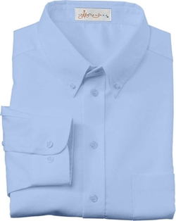IL Migliore - Button-Down Oxford Shirt