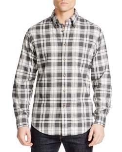 Brooks Brothers - Plaid Flannel Button Down Shirt