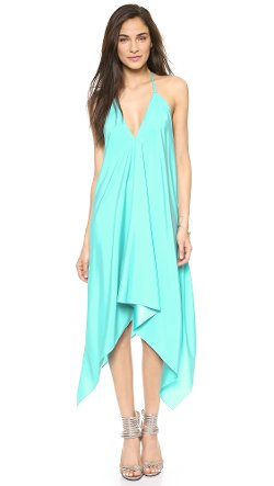Ramy Brook  - Nadia Scarf Dress