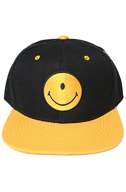 Too Ugly For LA - Cyclops Gold Snapback Cap