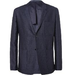 Margaret Howell  - Woven-linen Suit Jacket