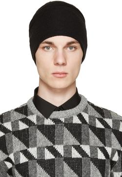 Saint Laurent - Wool Knit Beanie Hat
