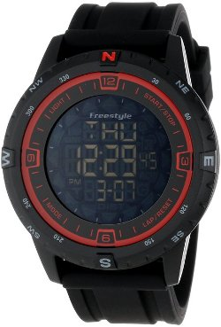 Freestyle  - Unisex Touch Compass Digital Watch