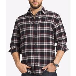 G.H. Bass & Co. - Plaid Long-Sleeve Shirt