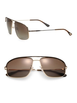 Tom Ford Eyewear  - Justin Navigator Sunglasses