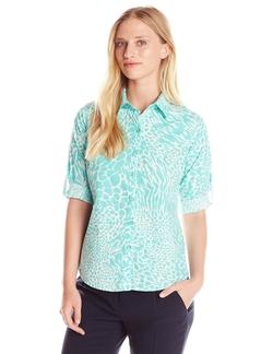 Caribbean Joe - Button Front Shirt
