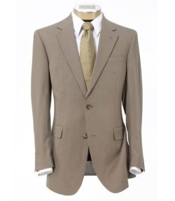 Jos. A. Bank - Executive 2-Button Wool Suit