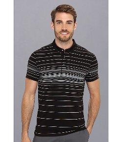 Puma - Golf Lux Stripe Polo Shirt