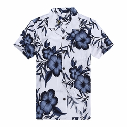 Palm Wave - Hawaiian Aloha Shirt