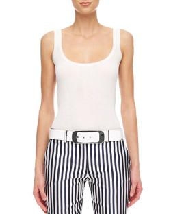 Michael Kors  - Slim Cotton Tank Top