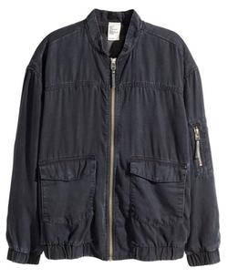 H&M - Lyocell Pilot Jacket