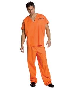 Cool Glow - Jailhouse Jumpsuit Adult