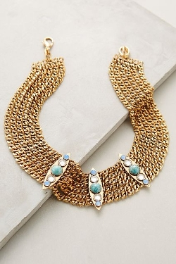 Nicole Romano  - Bosworth Bib Necklace
