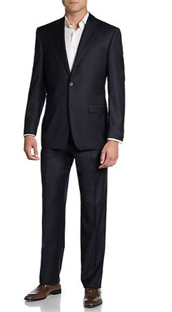 Ralph Lauren - Regular-Fit Wool Suit