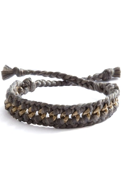 Sailor Made - The Chill Chain Bracelet in Khaki