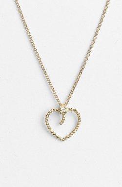 Roberto Coin  - Tiny Treasures Heart Pendant Necklace.